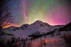 Aurora borealis: Her kan du se nordlyset – VG Norway Travel, Lofoten, Photo Reference, Aurora Borealis, Amazing Nature, Mother Nature, Travel Inspiration, Cool Pictures, Northern Lights