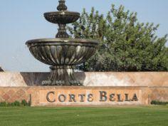 Corte Bella Sun City West AZ 55+ gated golf community