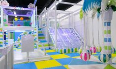 Kidsopolis - Oakville: Indoor-Playground Playtime at Kidsopolis (Up to 51% Off). Six Options Available.
