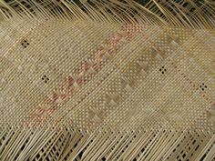 Weaving Patterns, South Pacific, Basket Weaving, Baskets, Traditional, Island, Rugs, Knitting, Design