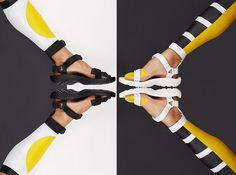 """Opening Ceremony x Teva """"Color Run"""": Opening Ceremony has teamed up with Teva on a pair of sandals perfect for the summer. Fashion Still Life, 2015 Fashion Trends, 2015 Trends, Sandalias Teva, Birkenstock, Gladiator Shoes, Pretty Sandals, Sport Sandals, Summer Sandals"""