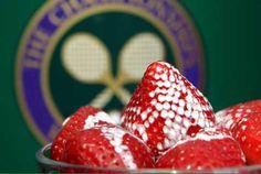 Strawberries and cream & Wimbledon --- This sunday, yeeppee! Wimbledon Strawberries And Cream, Wimbledon Tennis, Wimbledon 2013, Tennis Tournaments, Tennis Championships, Sweaty Betty, My Roots, Get Tickets, Coffee Break