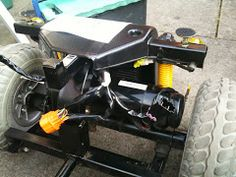 mobility scooter chassis