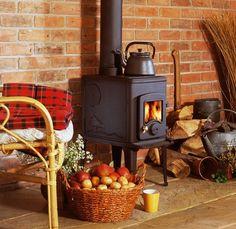 Nordpeis Orion woodburning stove