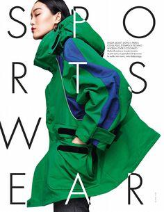 """""""Fashion"""" by Alexei Hay for ELLE Italia September 2016"""