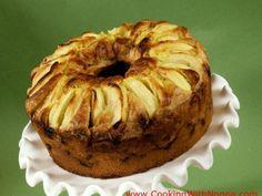 Apple Ciambella s mandlovým krémem