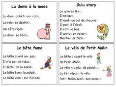 - Expolore the best and the special ideas about Martinis French Language Lessons, French Lessons, Grade 1 Reading, Learning French For Kids, French Quotes, Phonemic Awareness, Letter Sounds, Teaching Writing, Learn French
