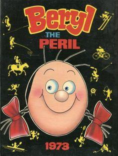 Beryl the Peril Annual 1973