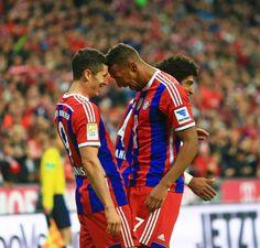 Winning 4-0 is great! FCB vs Paderborn 23.09.14