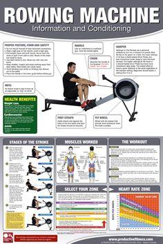 rowing machine routine