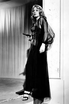 Betty Castle~Sweet Smell of Success Film Noir