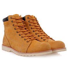 ΑΝΔΡΙΚΑ ΜΠΟΤΑΚΙΑ DEVERGO (YELLOW) High Tops, High Top Sneakers, Yellow, Winter, Men, Shoes, Fashion, Moda, Zapatos