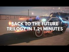 La Trilogia de #BackToTheFuture en 1.21 Minutos | Por Que No Puedo Ser Del Jet Set?