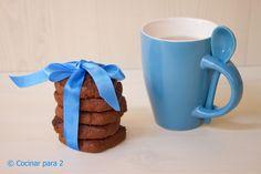 o Mitad Brownie, mitad galleta (videoreceta)
