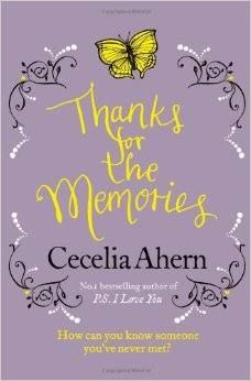 Image result for thanks for the memories book