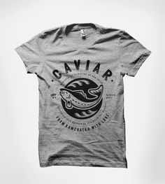 selected t-shirts by Olga Vasik, via Behance