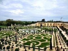 Palace of Versailles - Garden  #NMrevolution