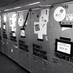 """All ready to go for tonight."" - UG tour 2014"