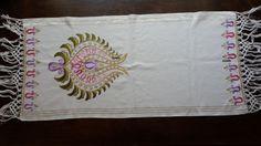 sehba örtüsü basit nakış teknikleri ,lale deseni ,lale, zincir işi ,örtü ,lale deseni,el işi, tel kırma, tel sarma, basit nakış iğneleri,nakış, el nakışı, sehpa örtüsü, salon takımı, örtü , embroidery ,brezilya nakışı,desen, design, embroidery design