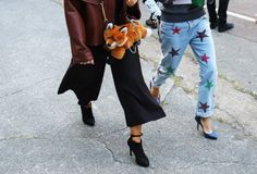Street Style: London Fashion Week Spring 2015 — Vogue