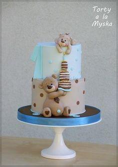 teddy bears by Myska