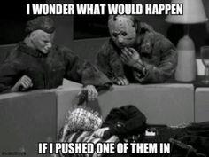 HORROR HUMOR | Horror humor | Freddy's Coming For You: Horror