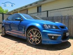 2010 Holden Special Vehicles Clubsport E Series 2 R8 Sports Automatic