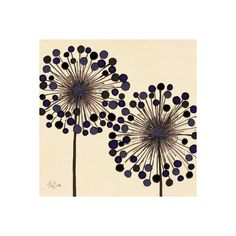 2D artwork ❤ liked on Polyvore featuring home, home decor, wall art, flowers, backgrounds, dandelion, flower home decor, flower wall art, dandelion wall art and flower stem
