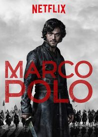 """Marco Polo"" is an epic adventure that follows the early years of the famous explorer as he travels the exotic Silk Road to the great Kublai Khan's court. But Marco soon finds that navigating the Khan's world of greed, betrayal, sexual intrigue and rivalry will be his greatest challenge yet, even as he becomes a trusted companion to the Khan in his violent quest to become the Emperor of the World."