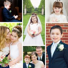 Image result for first communion family photos