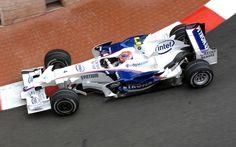 2008 Robert Kubica, BMW Sauber F108