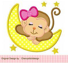 Hey, diesen tollen Etsy-Artikel fand ich bei https://www.etsy.com/de/listing/129414835/sleeping-baby-monkey-for-girls-digital