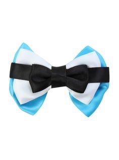 Disney Alice In Wonderland Alice Hair Bow | Hot Topic