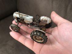 #tractor #plasticsmodel #miniature