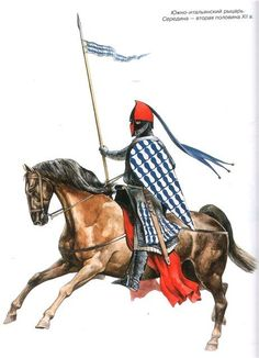 """"""" Knight during the third century""""- Kingdom of Jerusalem -Arms and Armor Medieval World, Medieval Knight, Medieval Armor, Norman Knight, Kingdom Of Jerusalem, Knight Armor, Historical Art, Knights Templar, Dark Ages"""