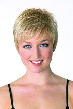 Short Sassy Hairstyles Over 60 | Sally Wig by Natural Image : Ladies / Womens Wigs: Natural Image