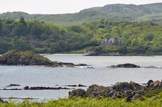 The Dower House on the south coast of Islay