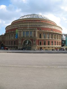 Royal Albert Hall London, England