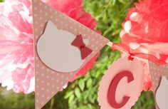 Hello Kitty Party Ideas from Amy's Party Ideas