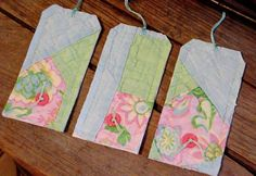 Pretty Pastels - Reruns Round #57 @ The Era of Recycling Team by thewhitedaisydesigns on Etsy
