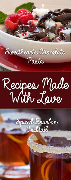 [Impress your sweetheart] with these Valentine's Day recipes made with love!