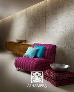 Telas para tapizar - Villalba Interiorismo