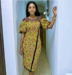 I bet you are wondering what to wear to church. well you should be glad because we've stepped in. See these 40 most inspiring Church Ankara Styles of 2018 African Fashion Ankara, Latest African Fashion Dresses, African Print Dresses, African Print Fashion, Africa Fashion, African Dress, African Prints, Trendy Ankara Styles, Kente Styles
