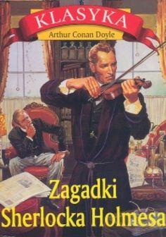Arthur Conan Doyle: Zagadki Sherlocka Holmesa - http://lubimyczytac.pl/ksiazka/11419/zagadki-sherlocka-holmesa