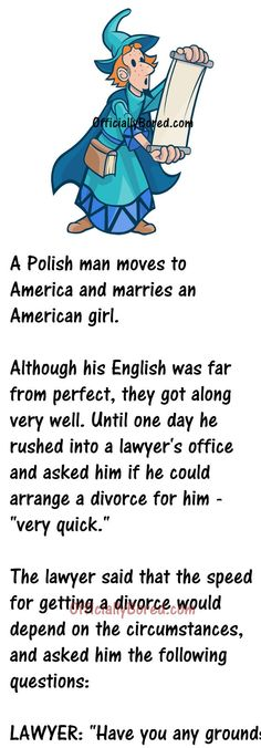 When a Polish guy married an American Woman Clean Funny Jokes, Cute Jokes, Good Jokes, Funny Shit, Funny Stuff, Good Man Quotes, Men Quotes, Funny Quotes, Funny Memes