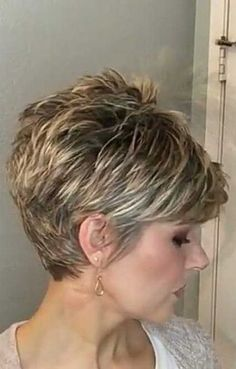 New Short Hairstyles for 2019 - Pixie amp; Bob Haircuts You Will LOVE 35 New Short Hairstyles for 2019 - Pixie amp; Bob Haircuts You Will LOVE - Love Casual New Short Hairstyles for 2019 - Pixie amp; Bob Haircuts You Will LOVE - Love Casual Style Pixie Bob Haircut, Pixie Bob Hairstyles, New Short Hairstyles, Short Pixie Haircuts, Bob Haircuts, Hairstyles 2018, Thick Haircuts, Short Female Haircuts, Natural Hairstyles
