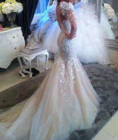 Wedding Dress   via Facebook on @We Heart It.com - http://whrt.it/ZSvBDg