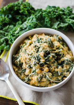Recipe: Smoky Creamed Kale — Recipes from The Kitchn
