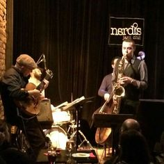 Onder Focan Quartet feat. Batu Şallıel -  Nardis Jazz Club, Apr. 02, 2015.