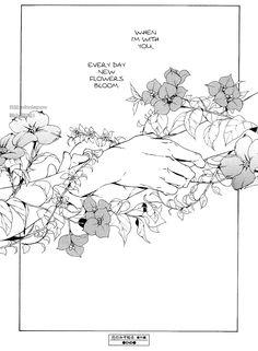 Read manga Hana no Mizo Shiru 012 online in high quality
